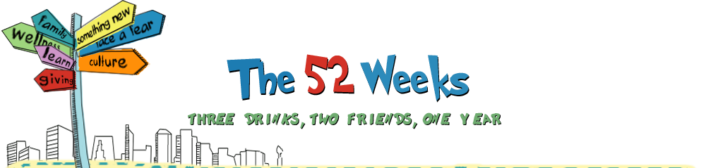 the 52 weeks header